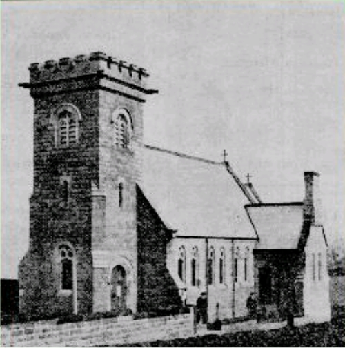 Built by Joseph and Miss Mary Hezmalhalch, the contractor being Mr Henry Abbot