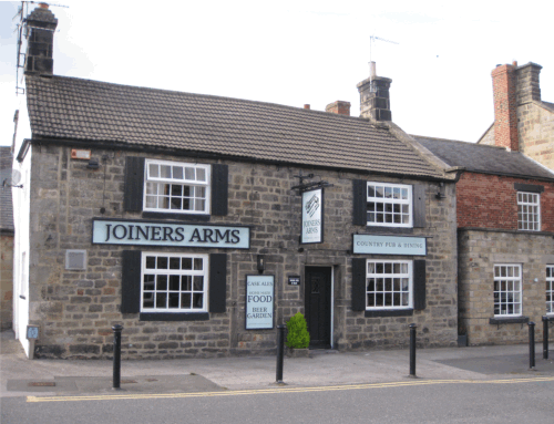 """Joiners Arms following refurbishment July/August 2016"""