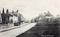 Village centre from Church Lane (1) - click for full size image