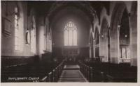 Church Interior, Hampsthwaite - click for full size image