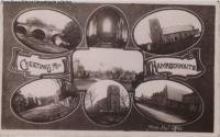 Greetings From Hampsthwaite - Circa 1914 - click for full size image