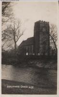 The Church, Hampsthwaite - Circa 1912 - click for full size image